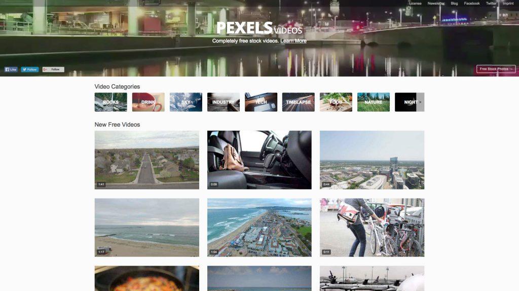 Free stock videos – Pexels Videos