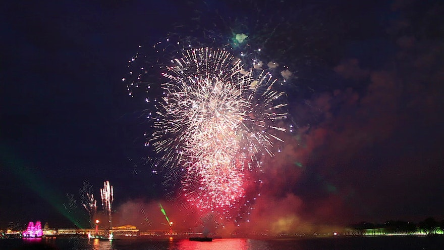 5 Tips for Shooting Spectacular Fireworks Displays