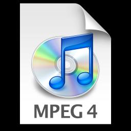 MP4動画フォーマット