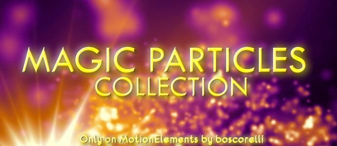 ME Magic Particles 1