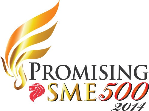 Promising SME 500 2014 Logo