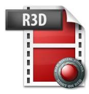 R3D, video, video format